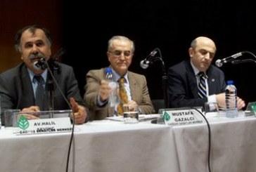 Adalet ve Demokrasi Haftası 28 Ocak 2012-Ahmet Yıldırım