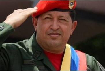 Hugo Chavez hayatını kaybetti…
