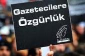 Tutuklu Gazeteciler Serbest Bırakılsın…  Serkan Yaman