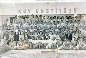 Kuruluşunun 74. Yılında Köy Enstitüleri- Tahsin Doğan