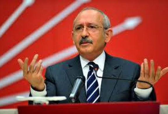 Kılıçdaroğlu: CHP'deki Truva Atı