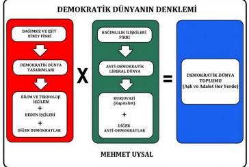Demokratik Dünyanın Denklemi
