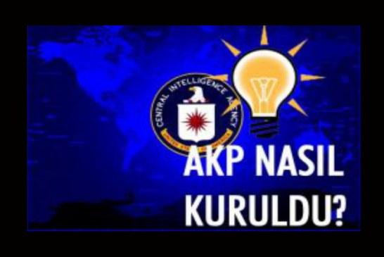 AKP aslında nasıl kuruldu