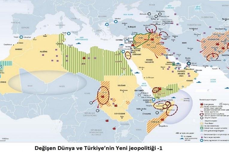Değişen Dünya ve Türkiye'nin Yeni jeopolitiği -1