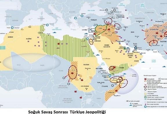 Soğuk Savaş Sonrası Türkiye'nin Yeni jeopolitiği