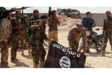 Irak'ta İŞİD'e Yardım Eden ABD ve İsrail Askeri DanışmanlarıTutuklandı