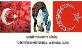 Laiklikten Geriye Dönüş: Türkiye'de Dinin Yükselişi ve Siyasal İslam-Haluk Başçıl