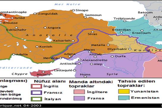 1919-1922 Anadolu İsyanı ve Kürt Aşiretlerinin Tutumu: Haluk Başçıl