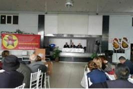 Nasuh Mitap Anmasında Sedat Kesim'in Konuşması