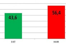 Referandum anket sonuçları