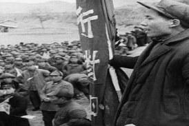 Mao Zedung Kitap Tapincina Karşi -Mayıs 1930