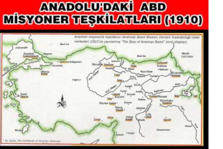Osmanlı'da Amerikan Misyonerliği-Mehmet Ali Yılmaz