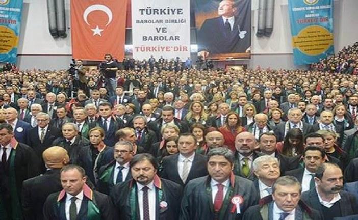 Siyasi İktidarın Türk ve Türkiye Kavramları Üzerinden Meslek Örgütleri Düşmanlığı-Av. Mehdi Bektaş