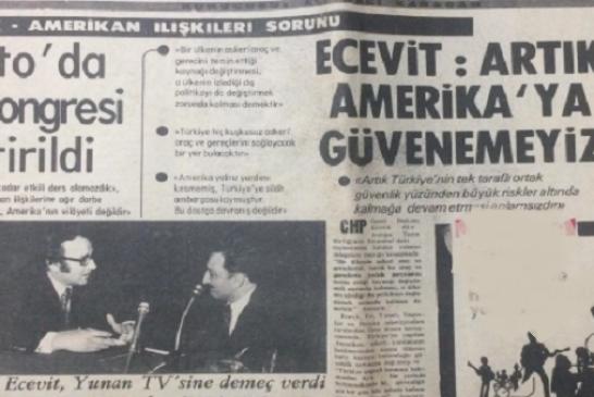 Kaderleri emperyalizm tarafından çizilenler ABD yaptırımlarına direnemezler-Mehmet Ali Yılmaz