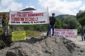HİDROELEKTRİK SANTRALLAR (HES) BAĞLAMINDA           SU: YAŞAMIN KAYNAĞI MI, META MI? Ahmet Demirtaş