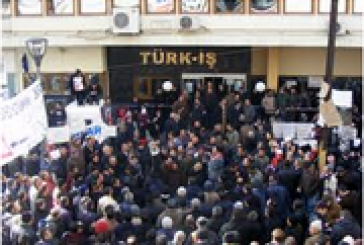 TÜRK-İŞ KURULTAYI