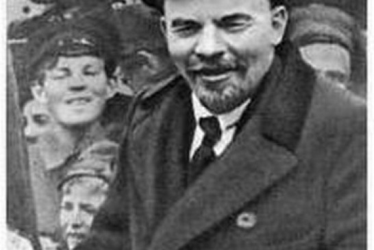 Lenin'in Doğum Günü 22 Nisan Dolayısıyla: Li Shenming