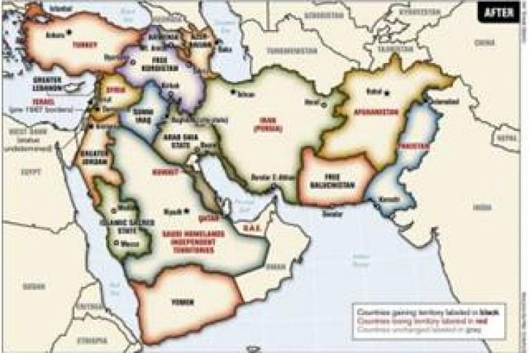 'Ülkeleri haritadan silmek'? Prof. Michel Chossudovsky