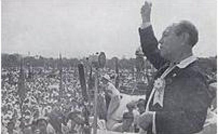 Japonya Komünist Partisinin Özgürlük Ve Demokrasi Manifestosu