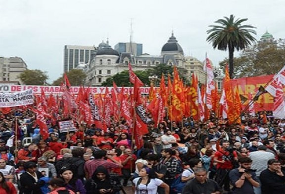 """Arjantin'in """"Ergenekon"""" Operasyonları Başladı- Özgür Uyanık/ Arjantin"""