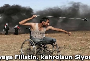 Çok Yaşa Filistin