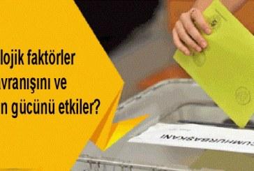 Hangi psikolojik faktörler oy verme davranışını ve kampanyanın gücünü etkiler?