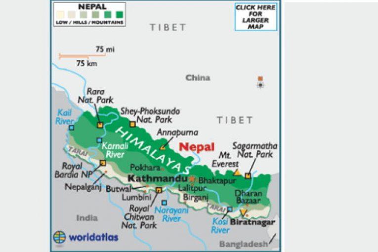 Yolumuz Açık: Nepal'de